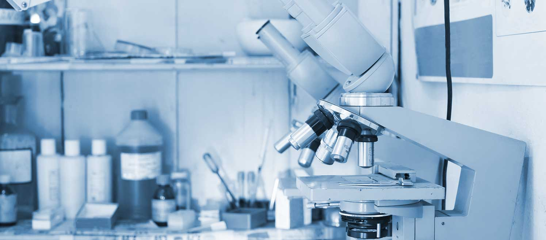 Photo of lab equipment