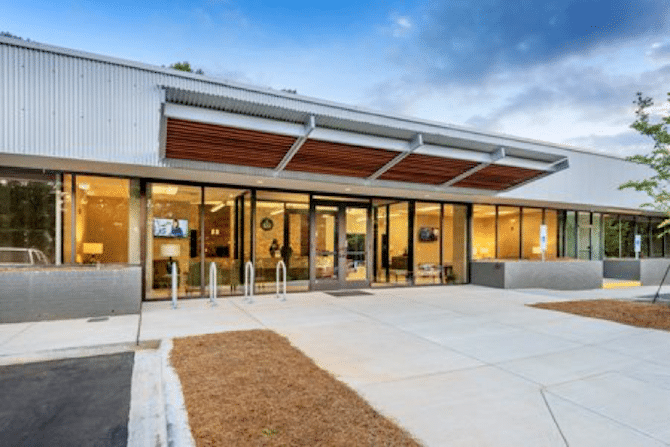 CARE Facility Wins National Design Award!