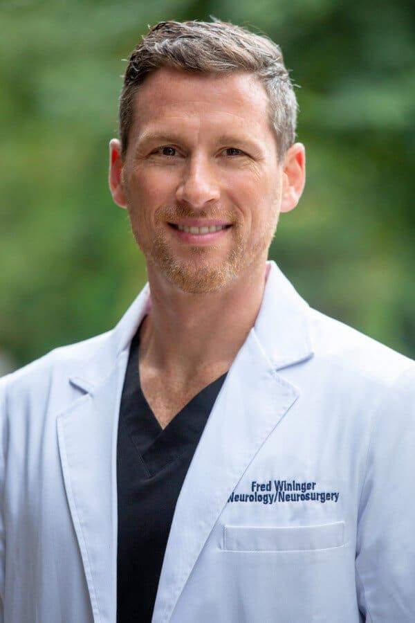 Fred Wininger, VMD, MS